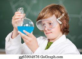 Stock Photograph - Chemistry class  Stock Image gg65904817