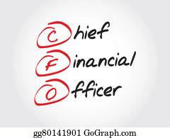 Clip Art - Cfo word cloud concept. Stock Illustration ...