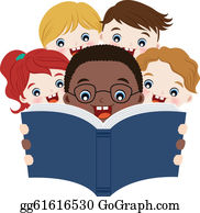 Free Child Reading A Book Clipart, Download Free Clip Art, Free Clip Art on  Clipart Library
