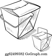 Leftovers Clip Art - Royalty Free - GoGraph