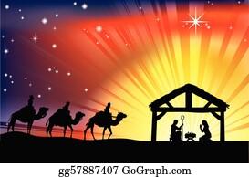 8b829387e4bb24f8805d7ad84d4f7890.jpg (3300×2504) | Christmas nativity  scene, Nativity clipart, Nativity scene pictures