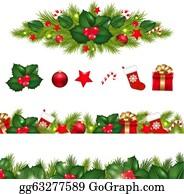 Christmas Borders Clip Art Royalty Free Gograph