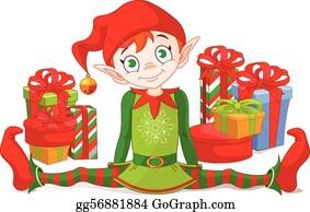 Elf Clip Art Royalty Free Gograph