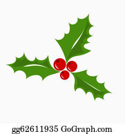 Christmas Clipart Holly.Christmas Holly Clip Art Royalty Free Gograph