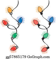 Christmas Lights Clipart.Christmas Lights Clip Art Royalty Free Gograph