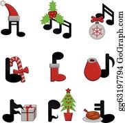 Christmas Music Clipart.Christmas Music Clip Art Royalty Free Gograph