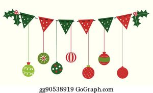 Christmas Ornaments Clip Art Royalty Free Gograph