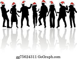 Christmas Party Images Clip Art.Christmas Party Clip Art Royalty Free Gograph