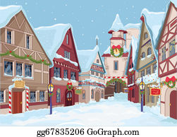 House With Christmas Lights Clipart.Christmas Lights House Clip Art Royalty Free Gograph