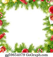 Christmas Border Clip Art Royalty Free Gograph