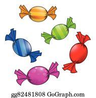Bonbon Clip Art Royalty Free Gograph