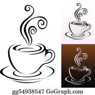 f4f7051a8195 Coffee Mug Clip Art - Royalty Free - GoGraph