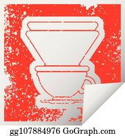 Coffee Filter Clip Art Royalty Free Gograph