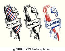 Hair Clippers Clip Art Royalty Free Gograph