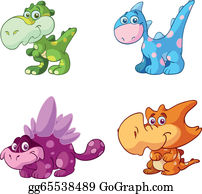 Very Cute Baby Dinosaur Isolated On White | Free Images at Clker.com -  vector clip art online, royalty free & public domain