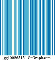 Barcode rainbow. Clip art royalty free