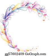 Colourful Border Clip Art Royalty Free Gograph