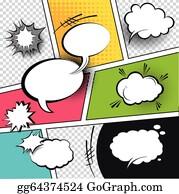 Comic Strip Clip Art Royalty Free Gograph