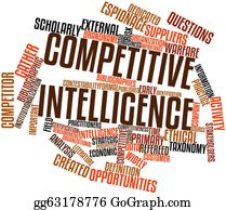 competitive analysis stock illustrations royalty free