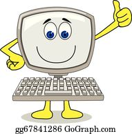 Computer Clip Art Royalty Free Gograph