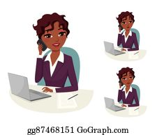 Conference Call Clip Art - Royalty Free - GoGraph