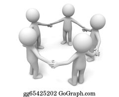Clip Art - Colour best team. Stock Illustration gg53764105 ...