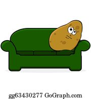 Couch Clip Art Royalty Free Gograph