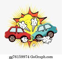 Car Crash Clipart Transparent
