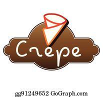 Crepe Clip Art Royalty Free Gograph