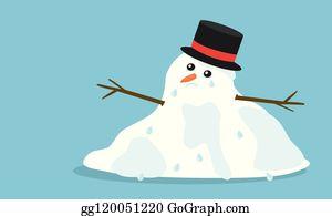 Melting Snowman Stock Images - 233 Photos  |Sad Melting Snowman