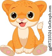 Baby Lion Clip Art Royalty Free Gograph Most funny and cute baby tiger and lion videos. baby lion clip art royalty free gograph