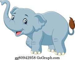 Elephant Ears Clip Art - Royalty Free - GoGraph