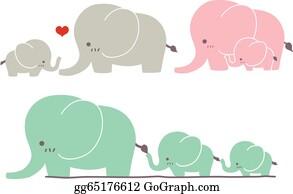 Baby Elephant Clip Art Royalty Free Gograph