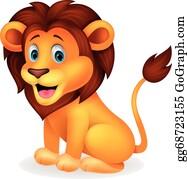 Lion Clip Art Royalty Free Gograph