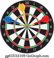 Aiming For A Bullseye - Bulls Eye Arrow Clipart (#512008) - PinClipart