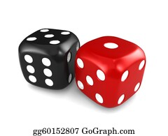 Dice Stock Illustrations - Royalty Free - GoGraph