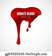 Vector clipart blood donation poster vector illustration donate blood vector poster thecheapjerseys Image collections