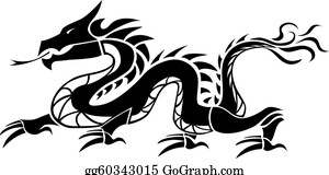 dragon clipart - Royalty-Free Images   Graphics Factory