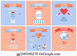 Drug Abuse Clip Art - Royalty Free - GoGraph