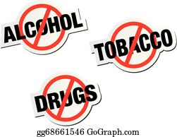 Alcohol Abuse Clip Art - Royalty Free - GoGraph