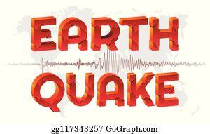 Earthquake Clip Art Royalty Free Gograph