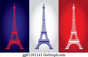 Eiffel Tower Minimalist Clipart - Full Size Clipart (#491177) - PinClipart