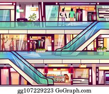 Glass door transparent vector. element to the shopping center or office.  realistic graphics with transparency effect. Glass