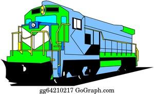 Railroad Clip Art Royalty Free Gograph