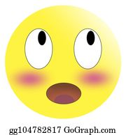 Smileys rote Smileys Symbols