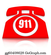 drawing emergency call 911 clipart drawing gg58459302 gograph rh gograph com 911 Telephone Call Clip Art Emergency Call Clip Art
