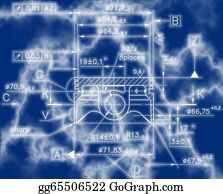Drawing example of industry document blueprint clipart drawing example of industry document blueprint malvernweather Gallery