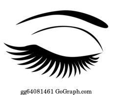 eyelashes coloring pages - photo#14