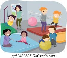 Gym Clip Art Royalty Free Gograph