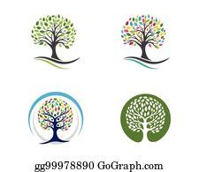 Friendship Tree Clip Art Royalty Free Gograph